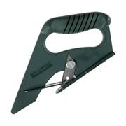 Нож для листовых материалов Kraftool Expert с трапециевидным лезвием 0930_z01
