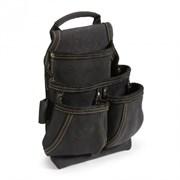 Поясная кожаная сумка КВТ СК-4