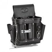Поясная кожаная сумка КВТ СК-9