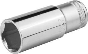 """Удлиненная торцевая головка Kraftool Industrie Qualitat Flank 1/2"""", 22 мм 27807-22_z01"""