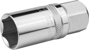 "Свечная торцевая головка Kraftool Industrie Qualitat Flank 1/2"", 21 мм 27813-21_z01"