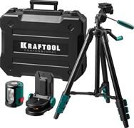 Линейный лазерный нивелир Kraftool CL-20 34700-4