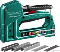 Профессиональный степлер Kraftool Universal HD 6-в-1 3188