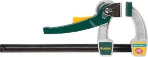 F-образная рычажная струбцина Kraftool Industrie 200мм 32019-75-200