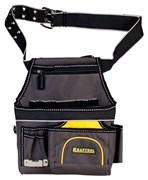 Поясная сумка с ремнем Kraftool Industrie 9 карманов 38743