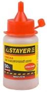 Красная краска Stayer для разметочных шнуров, 50г 0640-2_z01