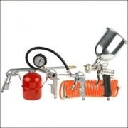 Универсальный пневматический набор Stayer Master 5 предметов 06488-H5