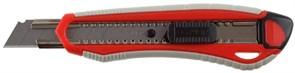 Нож Зубр Мастер с сегментированным лезвием 18мм 09157