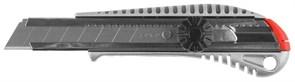 Нож Зубр Мастер с механическим фиксатором 18мм 09172