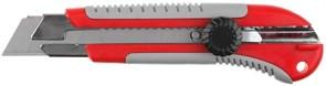 Нож Зубр Эксперт с выдвижным сегментированным лезвием 25мм 09175