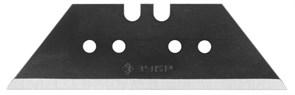 Трапециевидные лезвия Зубр Эксперт Вороненые тип А24, 10шт 09717-24-10