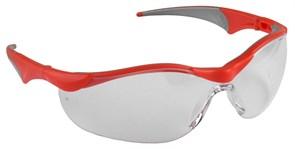 Прозрачные защитные очки Зубр Мастер 110320