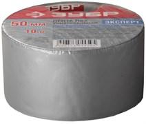 Универсальная рифленая клейкая лента Зубр Профессионал Рефил 50 мм х 10 м 12075-50-10