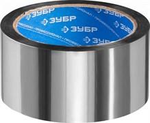 Металлизированная углозащитная клеящая лента Зубр 48мм х 50м 12260-50-50