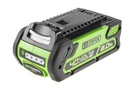 Аккумулятор GreenWorks G40B2 29717 40V, 2 А.ч