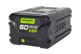 Аккумулятор GreenWorks G60B2 2918307 60V, 2 А.ч
