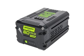 Аккумулятор GreenWorks G60B4 2918407      60V, 4 А.ч