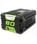 Аккумулятор GreenWorks G80B2 2901207 80V, 2 А.ч