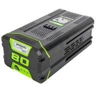 Аккумулятор GreenWorks GC82B10BP 2914807    82V, 12,5 А.ч