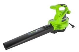 Садовый электрический воздуходув-пылесос GBV2800 Greenworks 2402707