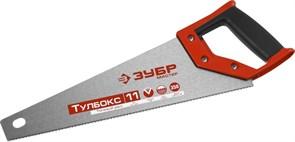 Специальная ножовка по дереву Зубр Молния-Тулбокс 350 мм 15156-35