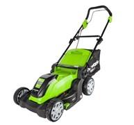 Электрическая газонокосилка Greenworks GLM1241 2505207