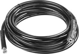 Шланг высокого давления для минимоек Зубр Мастер 250 атм, 10м 70411-375-10