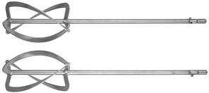 Универсальная насадка для миксера Зубр Эксперт 220x570 мм, 2шт ЗМРН-3-220
