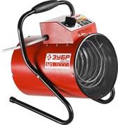 Электрическая тепловая пушка Зубр Мастер Компакт 4,5/3 кВт ЗТП-М1-5000