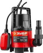 Погружной дренажный насос Зубр Мастер для грязной воды 550 Вт НПГ-М1-550