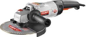 Углошлифовальная машина Зубр Мастер 230 мм, 2100 Вт УШМ-230-2100 ПМ3