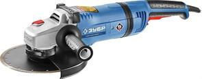 Углошлифовальная машина Зубр Профессионал 230 мм, 2600 Вт УШМ-П230-2600 ПВСТ