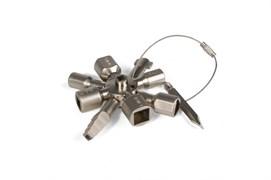 Универсальный ключ для электрошкафов КВТ КЭШ-10