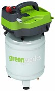 Электрический компрессор Greenworks GAC24V 4101707