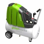 Электрический компрессор Greenworks GAC24L 4101807