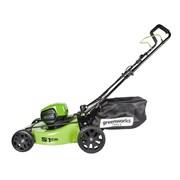 Аккумуляторная газонокосилка Greenworks GD60LM51HP 2502707