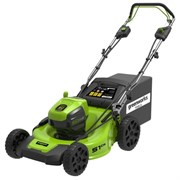 Аккумуляторная самоходная газонокосилка Greenworks GD60LM51SP 2505607