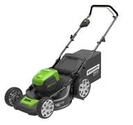 Аккумуляторная газонокосилка Greenworks GD80LM46K4 2500907UB