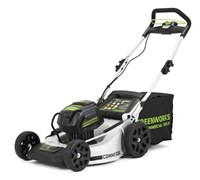 Аккумуляторная газонокосилка Greenworks GC82LM51K5 2502007UB