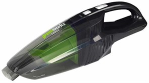 Аккумуляторный ручной пылесос Greenworks G24HV 4700007