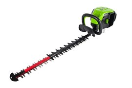Аккумуляторный кусторез Greenworks GD80HT 2200607