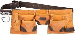 Поясная сумка для инструментов Kraftool Industrie 1-38520