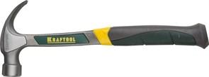 Цельнометаллический молоток-гвоздодер Kraftool 450г 20270-450