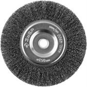 Дисковая щетка для станка Зубр Профессионал 150х12,7мм 35185-150_z02