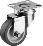 Поворотное колесо Зубр 50 мм 30946-50-S