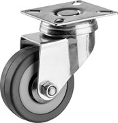 Поворотное колесо Зубр 50 мм 30956-50-S
