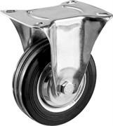 Неповоротное колесо Зубр 100 мм 30936-100-F