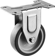 Неповоротное колесо Зубр 75 мм 30946-75-F