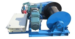 Электрическая лебедка Euro-Lift JM-2 100м
