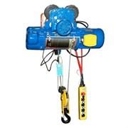 Передвижная электрическая таль (тельфер) Euro-Lift H-CD1 г/п 2т, 6м